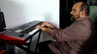 Ricardo Dias a desfrutar as orquestras...