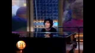 Enya - Only Time (Singing Live On Entaiment Tonight)