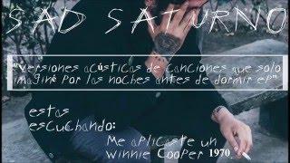 SAD SATURNO - Me Aplicaste Un Winnie Cooper 1970.  Feat.  Til (Finde) & Bruu (Ribendel)