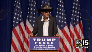 Nascar Legend Richard Petty Endorses Donald Trump