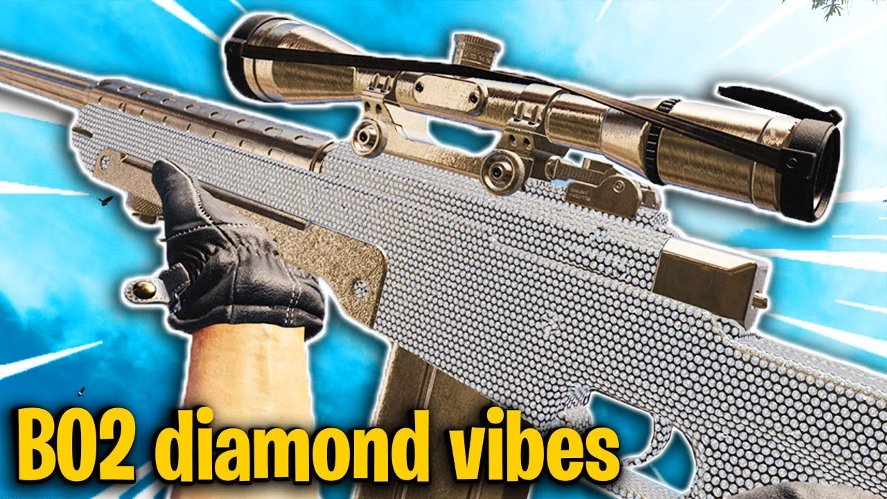 Dirty - the NEW DIAMOND SNIPERS are the best of all CODS