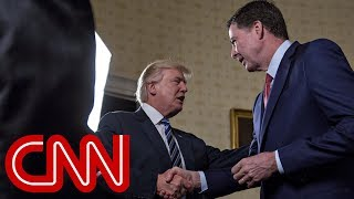 NYT: WH aides tried to mislead Trump on firing Comey