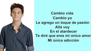 Matteo - Allá Voy (Letra) - Soy Luna2