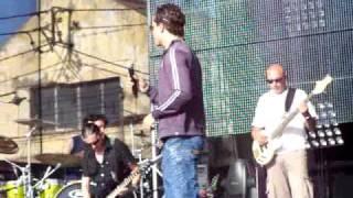 Mickael Carreira em Vila Real de Santo António 06-09-2009 (Sound Check)