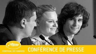 BACALAUREAT - Press Conference - EV - Cannes 2016 width=