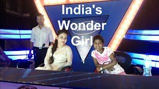 Wonder Girl Janhavi on zee Panjabi News
