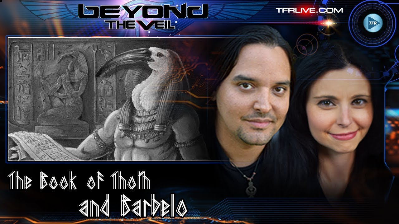The Book of Thoth and Barbelo with guest Matt Simon