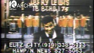 WAVY Archive: 1980 MDA Telethon
