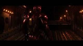 ''Iron Man 2'' Scene (AC-DC - Shoot To Thrill)