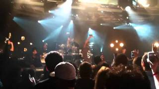 Tinie Tempah feat. Eric Turner LIVE NYC 5/16/11 Written In The Stars