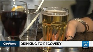 Drinking your way to recovery