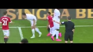 Manchester United vs Sevilla post match analysis 14 Mar 2018 Champion League width=