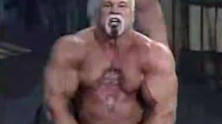 What happened to Scott Steiner's chest?