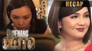Romina successfully sneaks into the mansion | Kadenang Ginto Recap