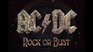 AC/DC- Rock the blues away