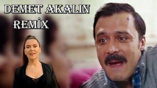 KEMAL ft. DEMET AKALIN - KULÜP REMİX