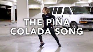 Margot Leach   The Piña Colada Song - Rupert Holmes   Spring 2017 Workshop