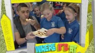What Now Where It's At - Baking at Belfast School