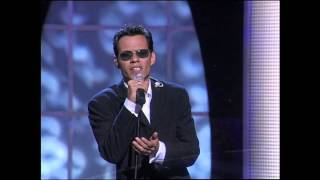 Marc Anthony - She's Out Of My Life - (Michael Jackson 30th Anniversary)  HD