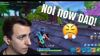 😤Dad Heckles You While You Play FORTNITE😤 - An ASMR Story