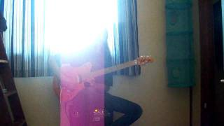 (test) Pantera - Hollow - improvised solo