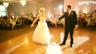 Ed Sheeran - Thinking Out Loud Lexi + Ryan's Wedding Dance
