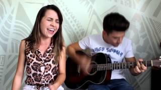 Mariana & Mateus - Que Mal Te Fiz Eu - Gusttavo Lima (COVER)