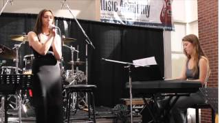Danielle Zinniger - Ron Pope - In My Bones - Cover @ WIMA Recital 2014