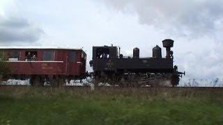 """Parní lokomotivy """"Kafemlejnek"""" 310.0134 a 310.072"""