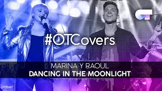 INSTRUMENTAL | Dancing in the moonlight - Marina y Raoul | OTCover