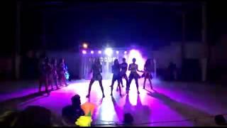 Show de Dons Evangelizabol - Dança Santidade (Música - Missionário Shalom)