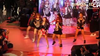 SOS (Sensation Of Stage) - Drop It Low Live at Bonchon 1st Anniversary 130226