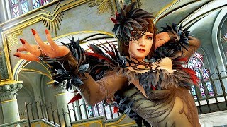 TEKKEN 7 - ANNA Gameplay Trailer @ 1080p (60ᶠᵖˢ) HD ✔