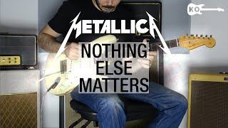 Metallica - Nothing Else Matters - Electric Guitar Cover by Kfir Ochaion