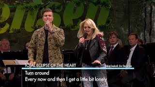 Bonnie Tyler and Atle Pettersen - Total Eclipse of the Heart (Allsang på Grensen, 2016)