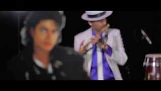 Michael Jackson's Human Nature: a tribute by Flute that Groove