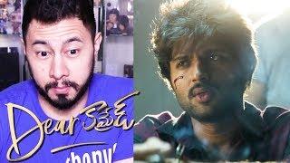 DEAR COMRADE | Vijay Deverakonda | Trailer Reaction | Rashmika Mandanna | Bharat Kamma