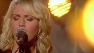 Kerri Watt -  Higher & Higher (Jackie Wilson Cover) Live on ITV's Weekend Show with Aled Jones