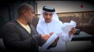 Ahmed Bukhatir Music Clip Backstage