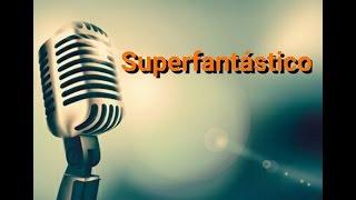 Superfantástico COVER - Fabio Moreira