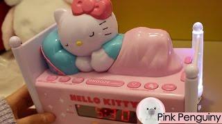 Hello Kitty Digital Clock