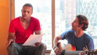 Todrick Hall Singing Gavin's Song by Marc Broussard