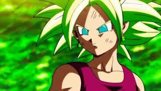 In my Remains [AMV] Goku vs kefla