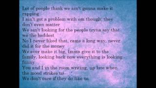 NF - Notepad (lyrics)