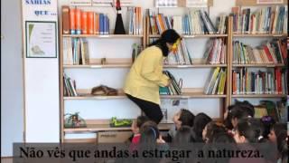 A história da carochinha contada de maneira diferente