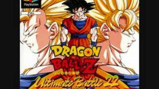 Dragon Ball Z Ultimate Battle 22 Super Saiyan 3 Goku Theme