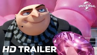 Despicable Me 3 - Official Trailer 1 (Universal Pictures) HD
