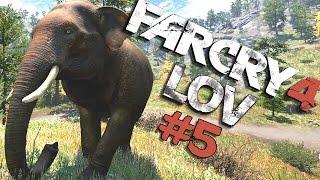 Far Cry 4:Lov #5 - Smesni Momenti - Popravljamo Kola