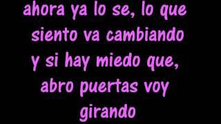 Violetta - En mi mundo - Letra / Testo