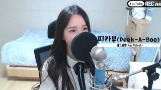 Red Velvet(레드벨벳) - Peek-A-Boo(피카부) COVER by 새송